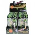 Metal Pipe Jamaica Rasta Box of 12