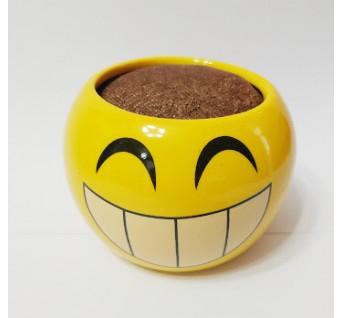 Emoji Grass Head