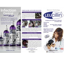 LEUCILLIN CANADA FIRST-AID-ANTISEPTIC-WOUND SPRAY