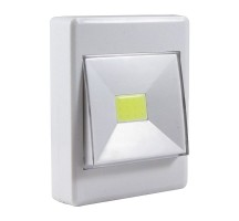 Cob led 3w switch light