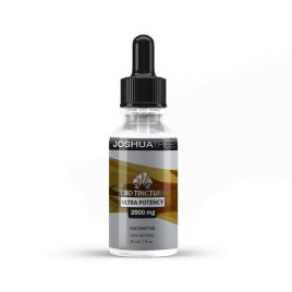 2500mg Bacopa Monnieri CBD Tincture 30 ml