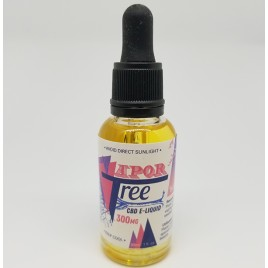 CBD 300mg Bubbleberry Vape 30ML