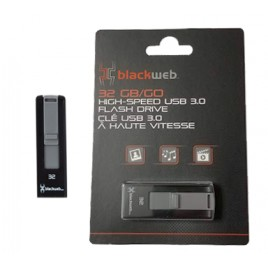Blackweb USB 3.0 Slide 32GB