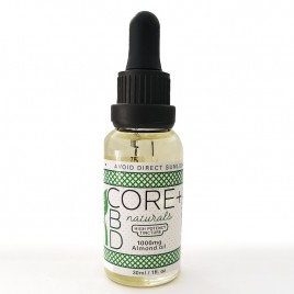 1000mg CBD Tincture (Almond) 30 ml