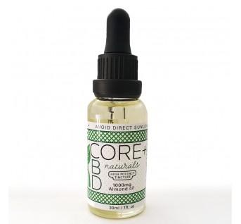 1000mg CBD Tincture (Almond) 30 ml