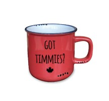 GOT TIMMIES MUG 10OZ