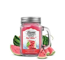 Beamer Red Melon 12oz Scented Candle
