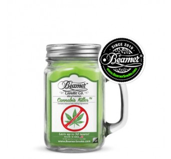 Beamer Cannabis Killer 12oz Scented Candle