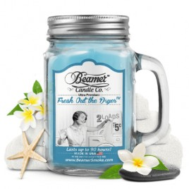 Beamer Fresh Out The Dryer 12oz Scented Candle