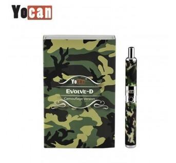 YoCan Evolve-D Camouflage Dry Herb Vape Pen Kit
