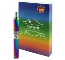 Yocan Evolve-D Rainbow Edition Dry Herb Pen Kit