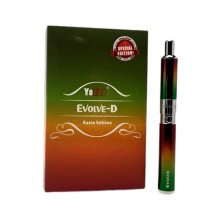 Yocan Evolve-D Rasta Edition Dry Herb Pen Kit