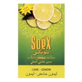SoeX Lime Lemon Herbal Molasses