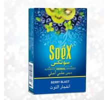 SoeX Berry Blast Herbal Molasses