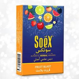 SoeX Fruit Blast Herbal Molasses
