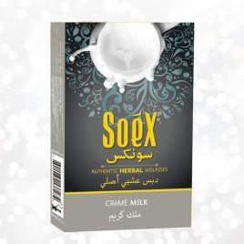 SoeX Creme Milk Herbal Molasses