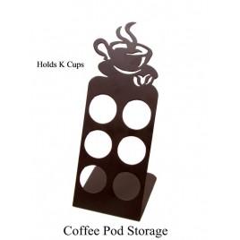 COFFEE DISK HOLDER