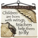 Written in stone Children are born with wings
